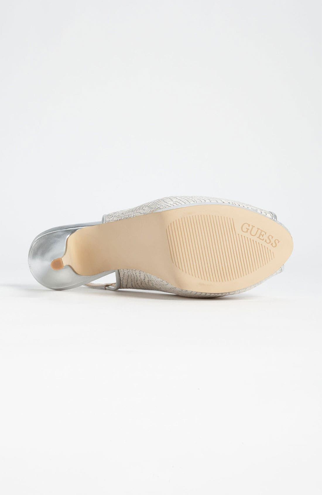 Alternate Image 4  - GUESS 'Glenisa' Sandal