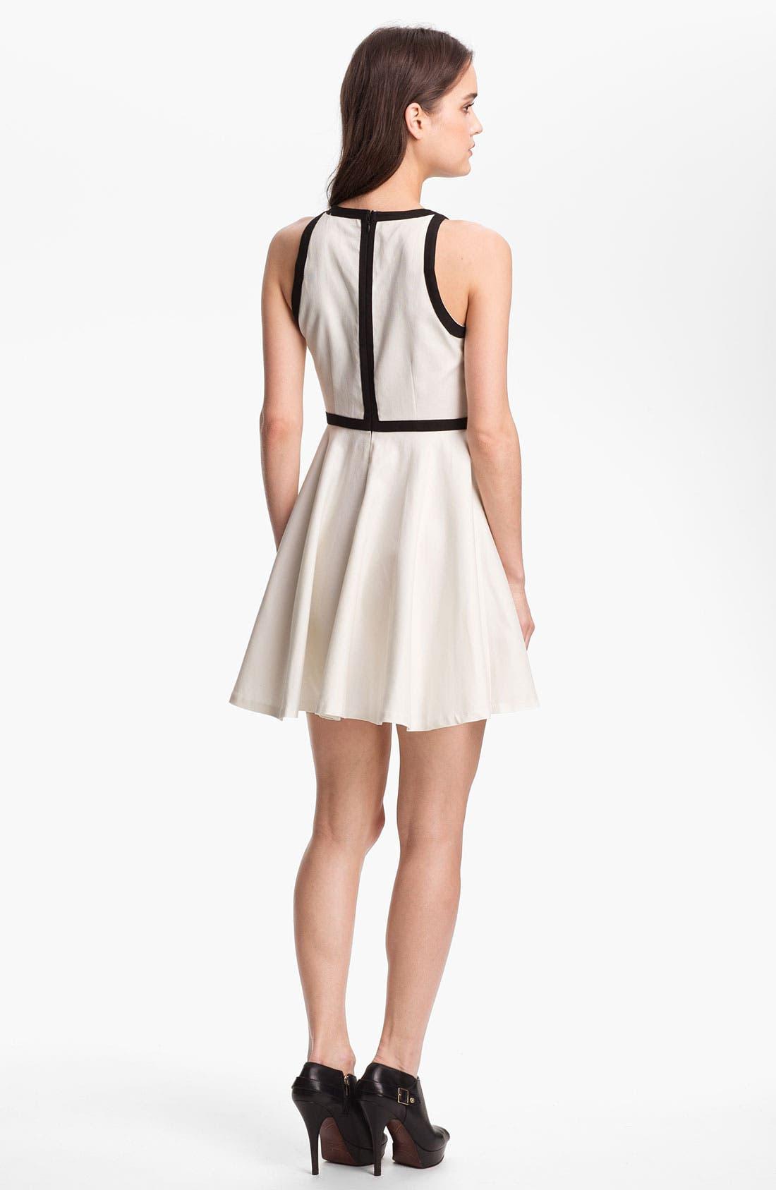 Alternate Image 2  - BB Dakota 'Jamilla' Sleeveless Fit & Flare Dress