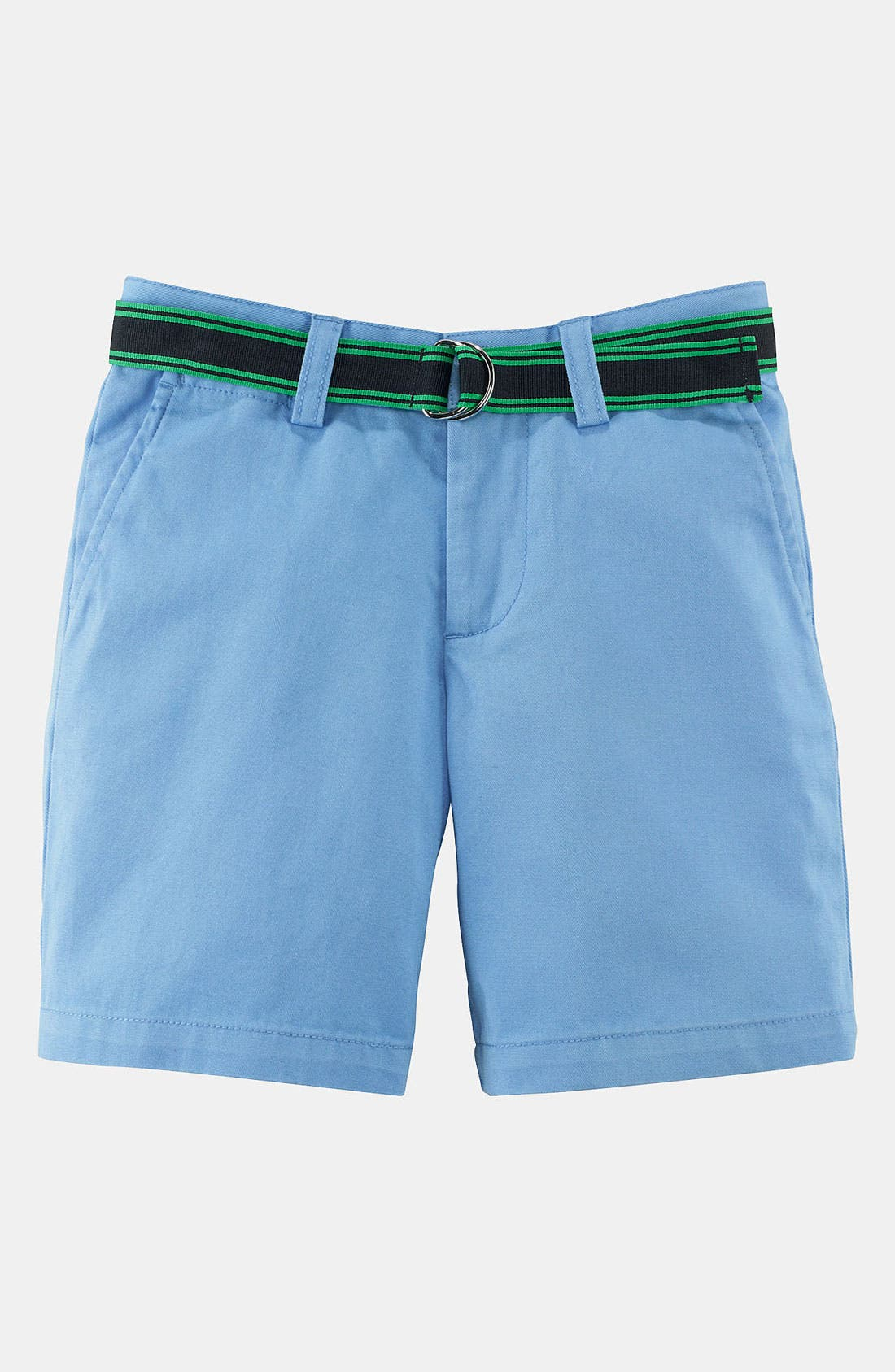 Alternate Image 1 Selected - Ralph Lauren Shorts (Toddler)