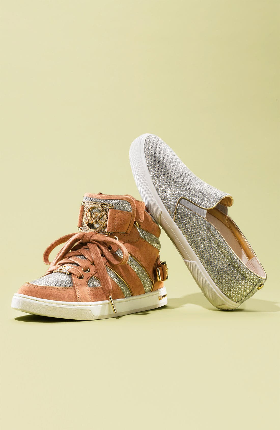 Alternate Image 5  - MICHAEL Michael Kors 'Fulton' High Top Sneaker