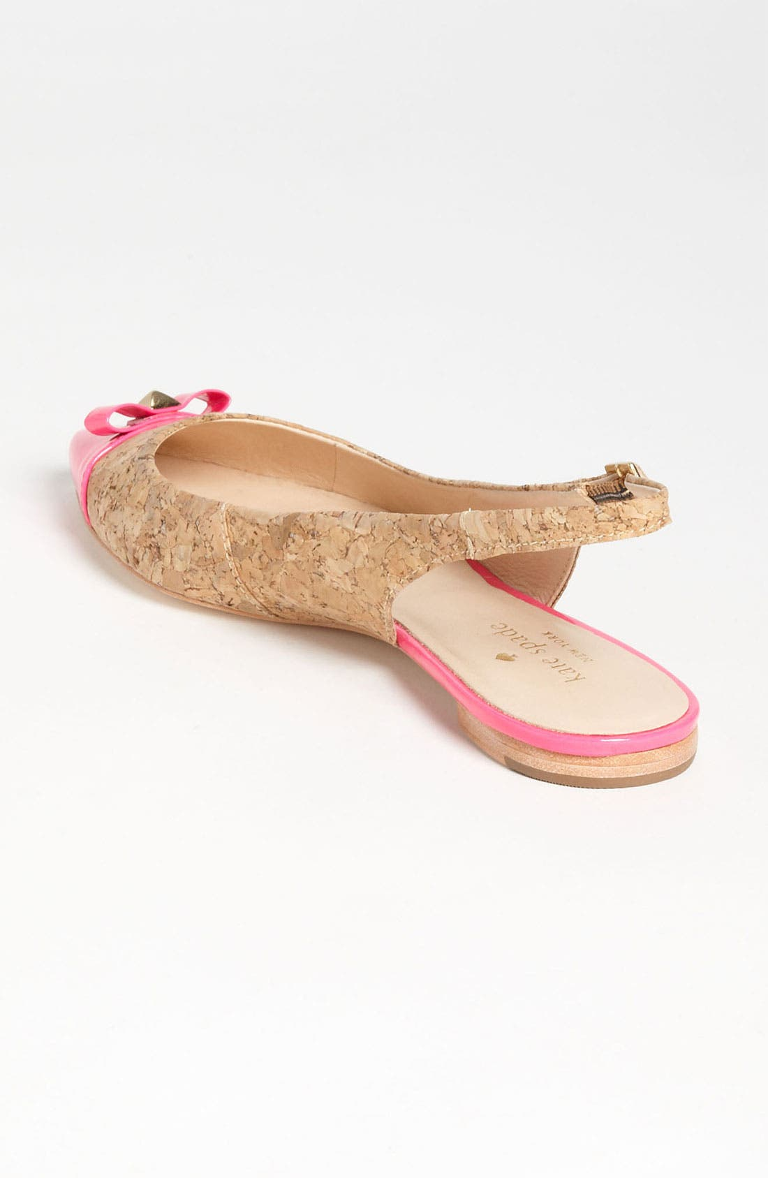 Alternate Image 2  - kate spade new york 'ginny' flat
