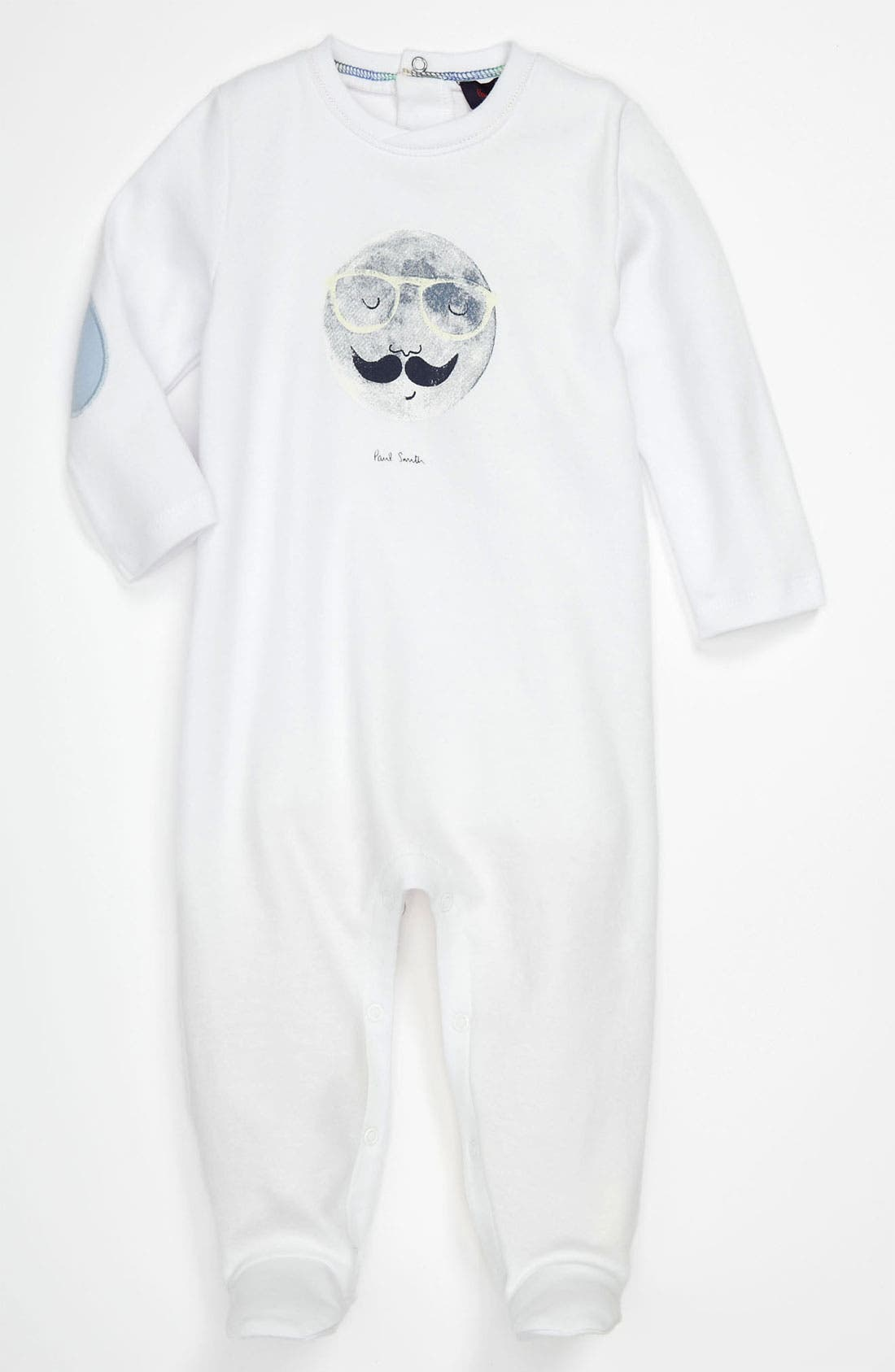 Alternate Image 1 Selected - Paul Smith Junior Footie (Baby)