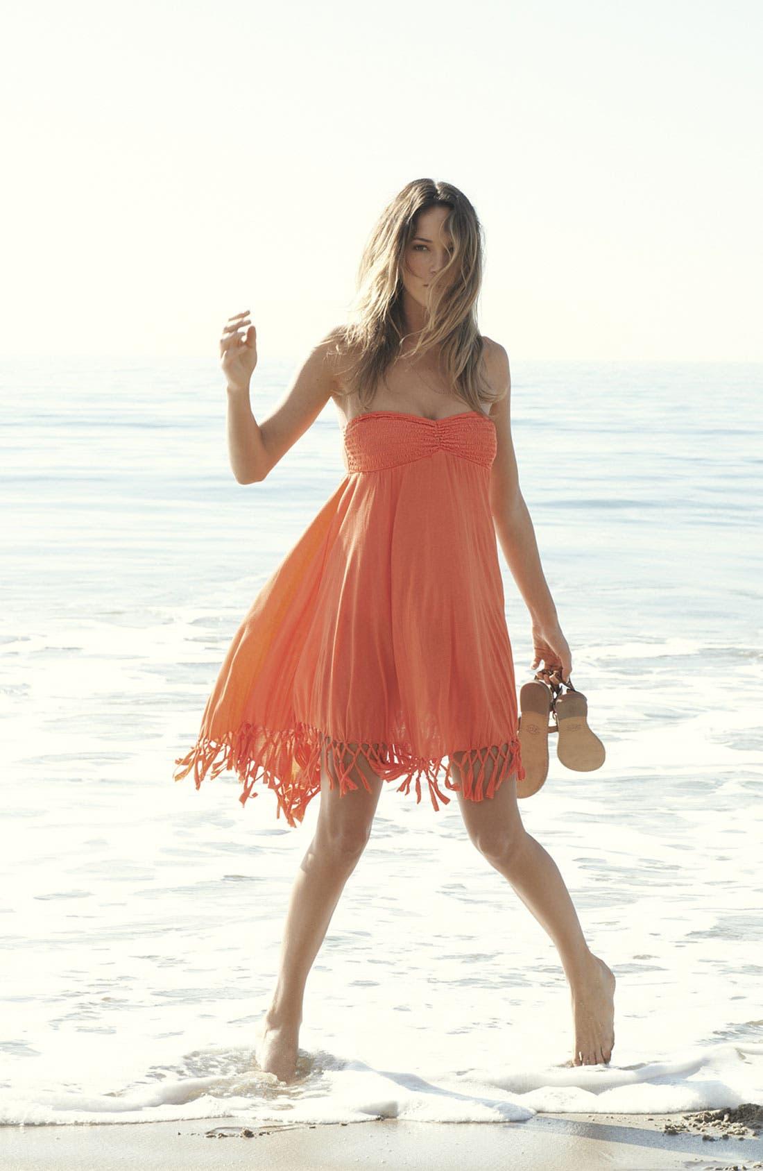 Alternate Image 4  - Roxy 'Native Breeze' Cover-Up Dress