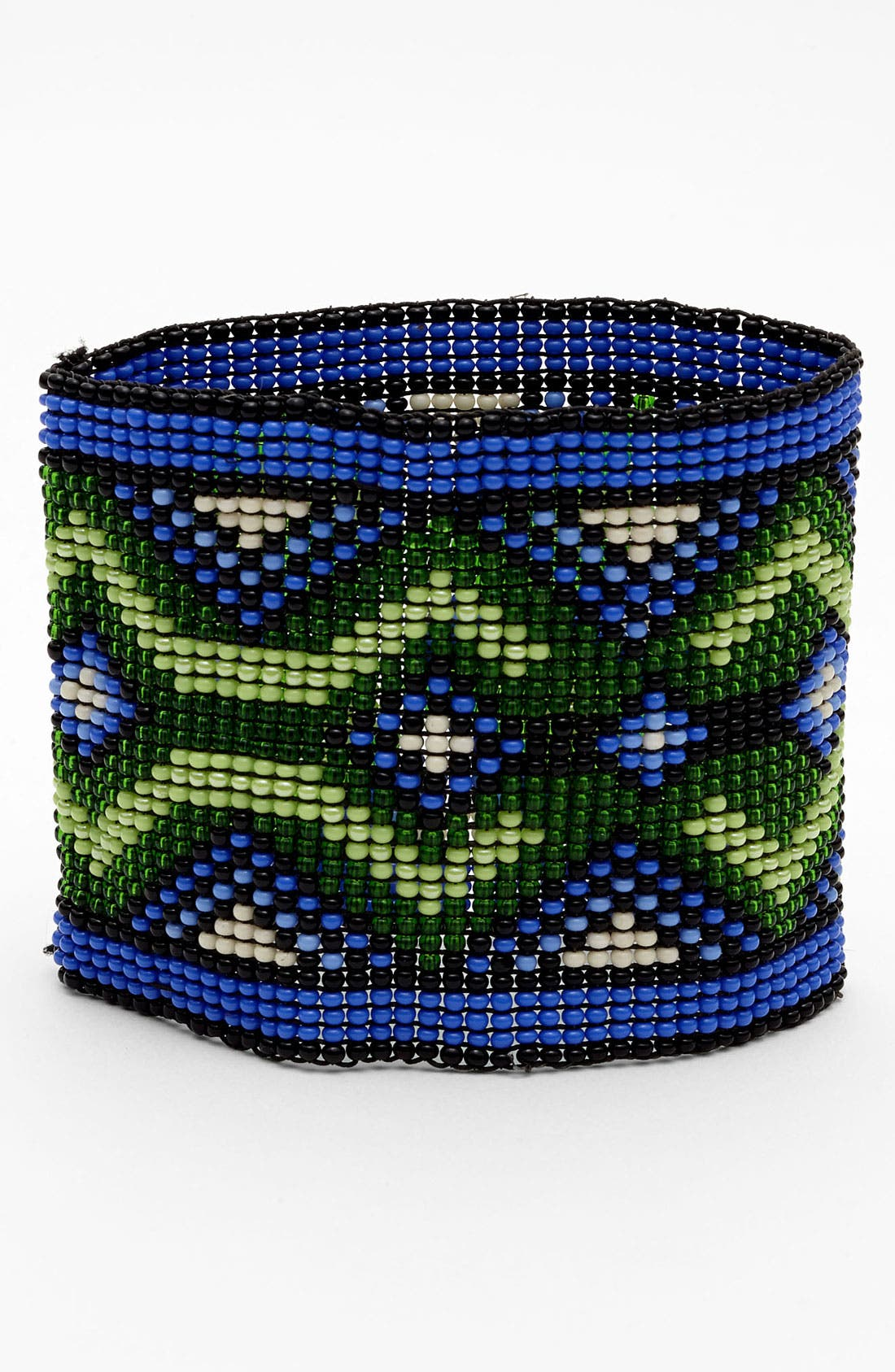 Alternate Image 1 Selected - Chan Luu Glass Bead Cuff