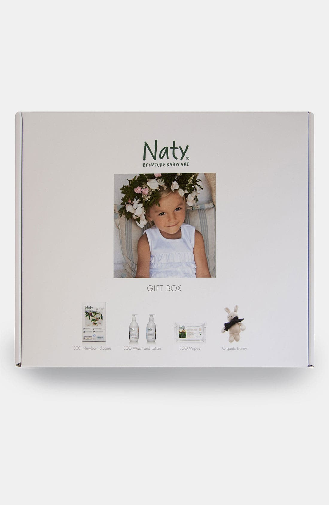 Alternate Image 4  - Naty by Nature Babycare Diaper Starter Set