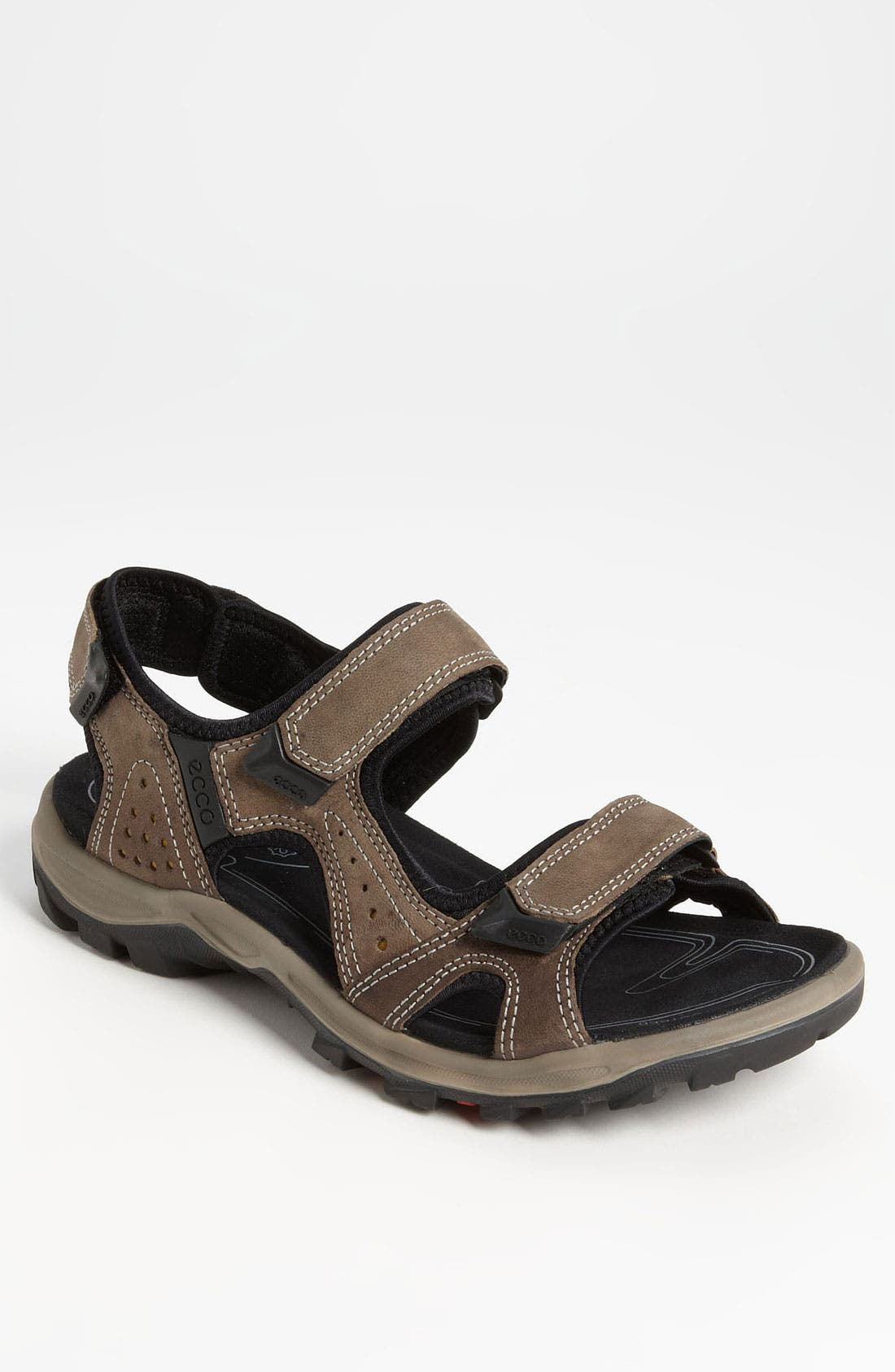 Alternate Image 1 Selected - ECCO 'Cheja' Sandal (Men)
