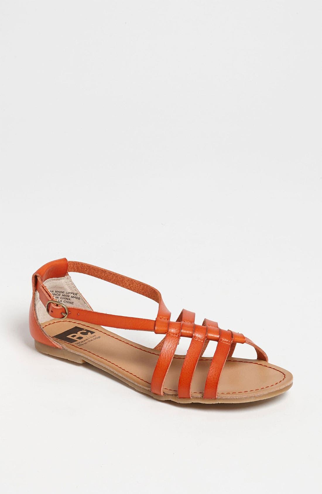 Alternate Image 1 Selected - BC Footwear 'At Large' Sandal