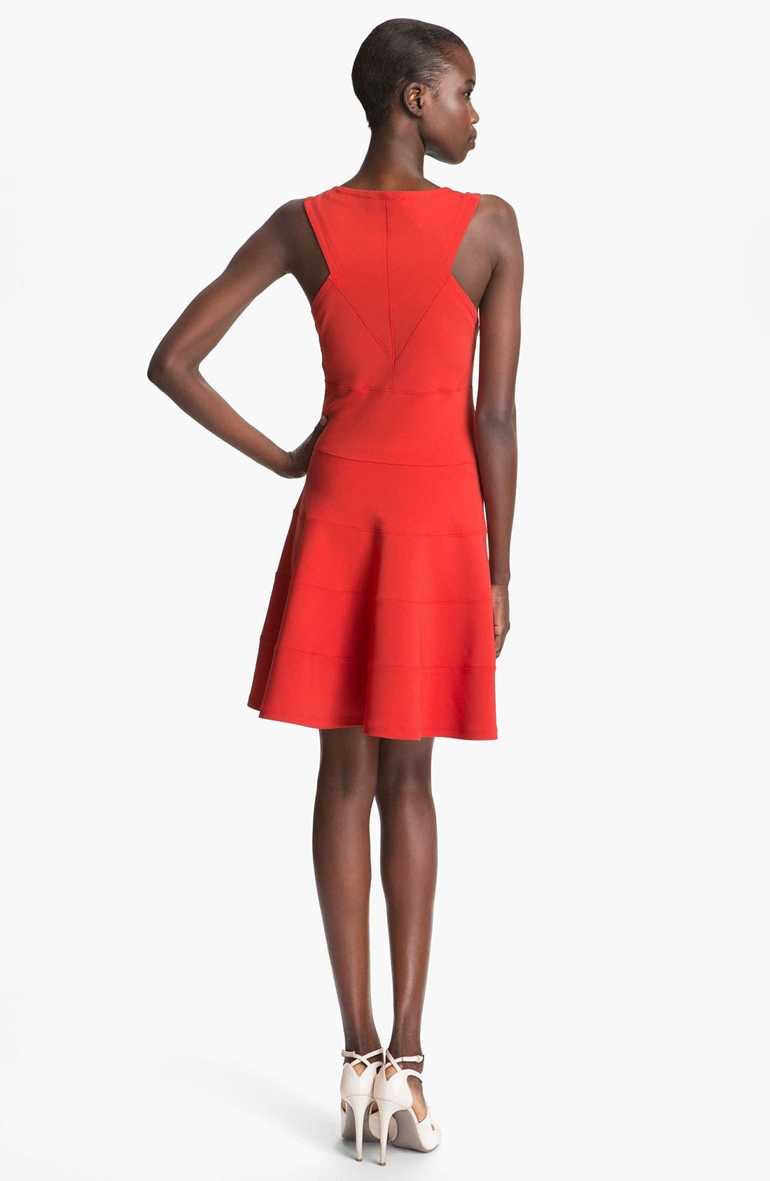 Alternate Image 2  - Robert Rodriguez Seamed Fit & Flare Dress