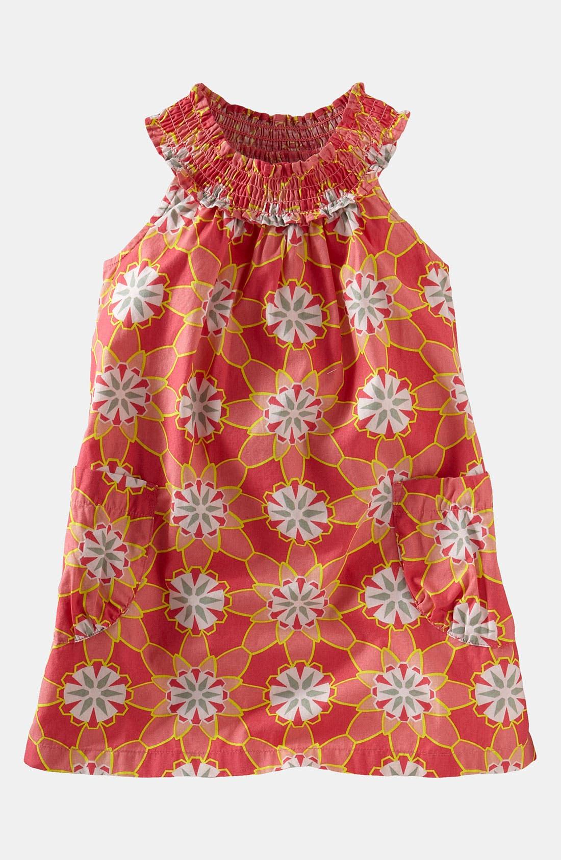 Main Image - Tea Collection 'Zulu' Trapeze Dress (Baby)