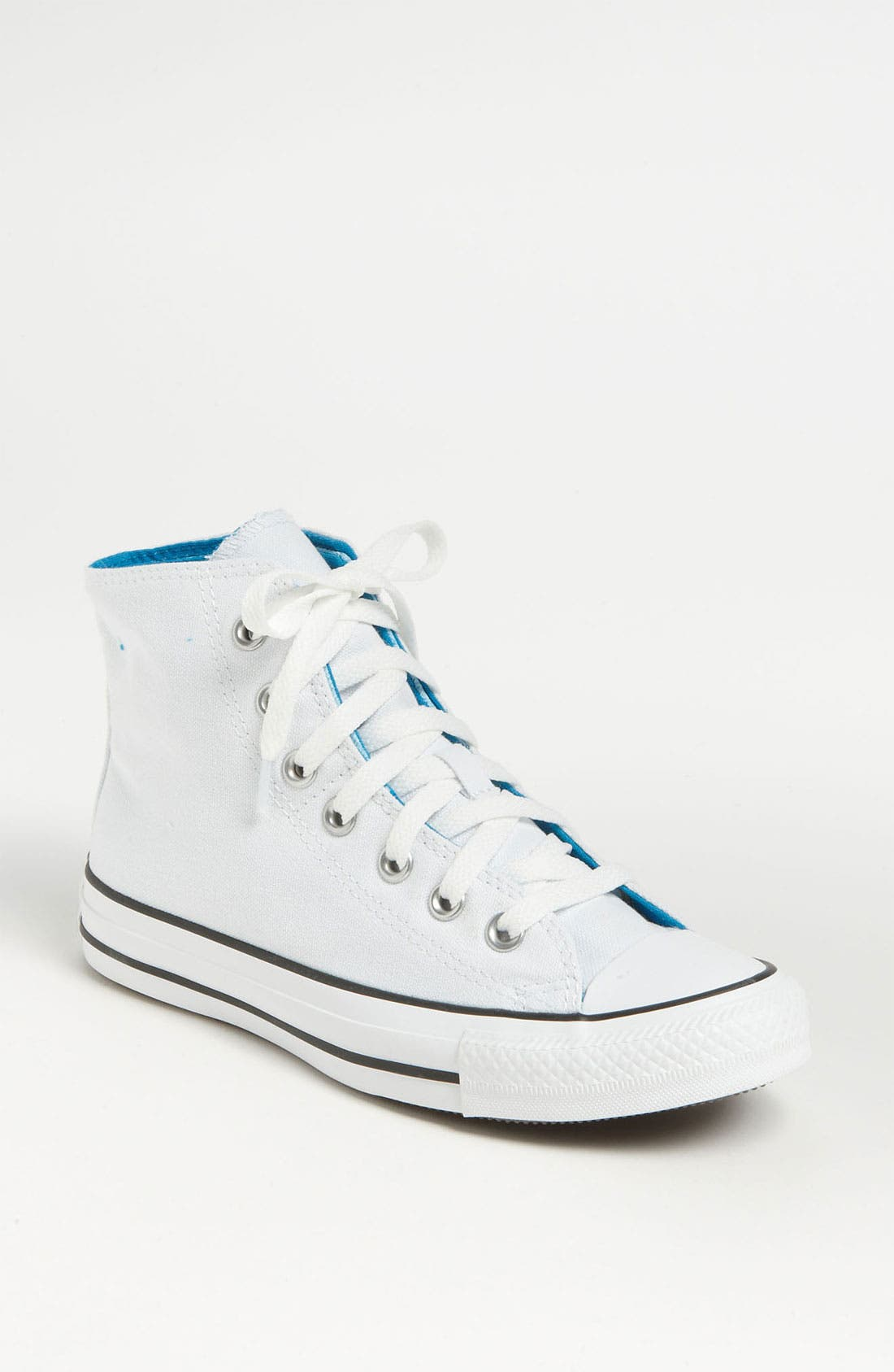 Alternate Image 2  - Converse Chuck Taylor® All Star® Double Tongue High Top Sneaker (Women)