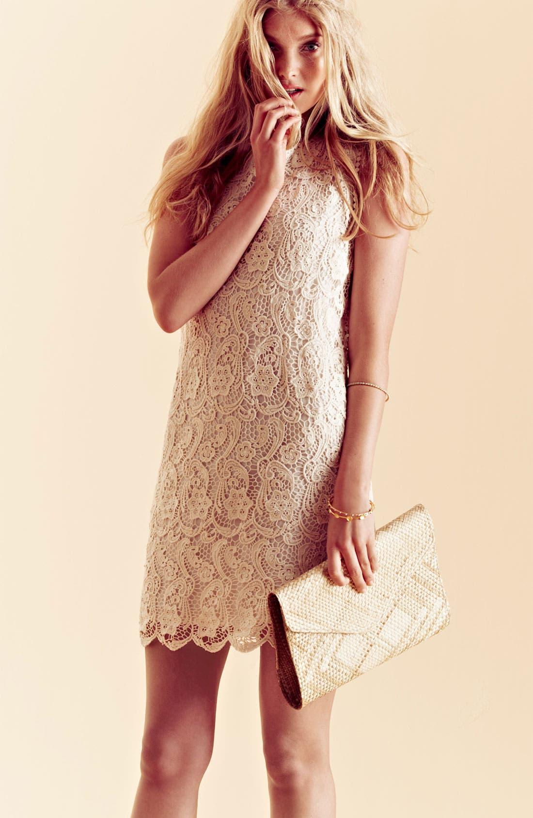 Alternate Image 5  - Joie 'Vionne' Cotton Shift Dress