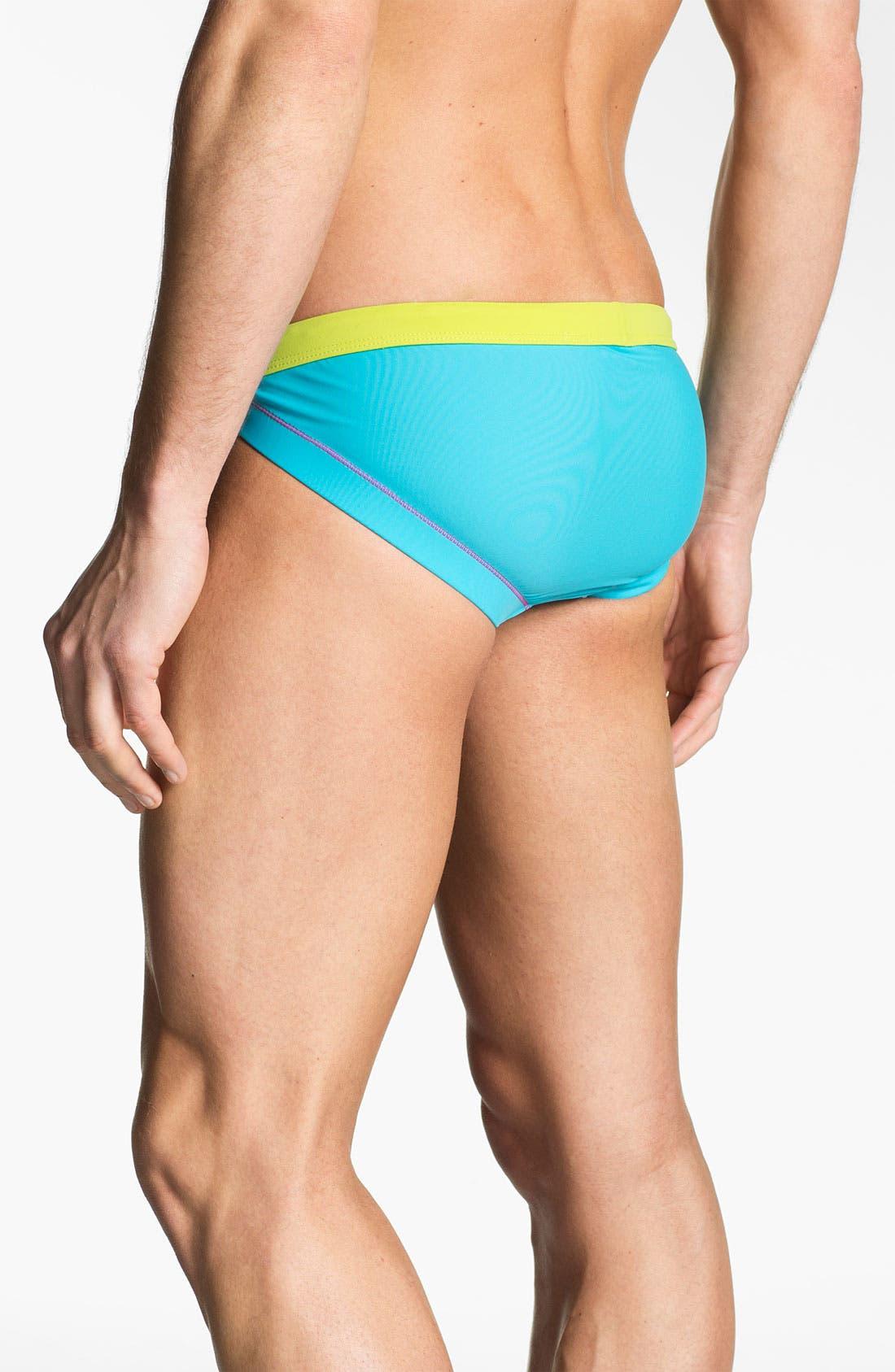 Alternate Image 2  - Andrew Christian 'FlashLift - Pro' Bikini Swim Briefs