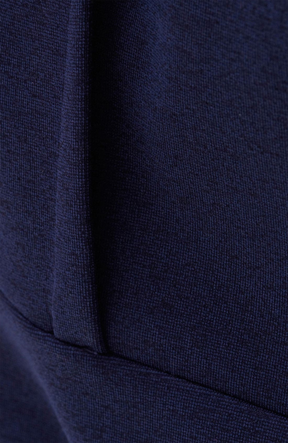 Alternate Image 3  - Topshop High Neck Ponte Dress