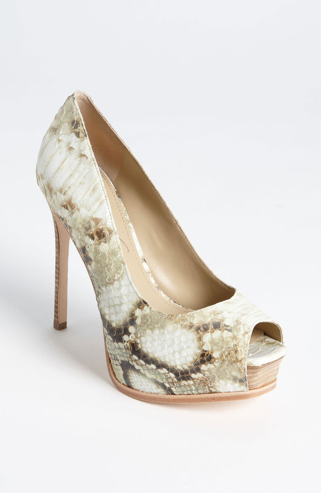 Alternate Image 1 Selected - Kenneth Cole New York 'Top Tier' Pump