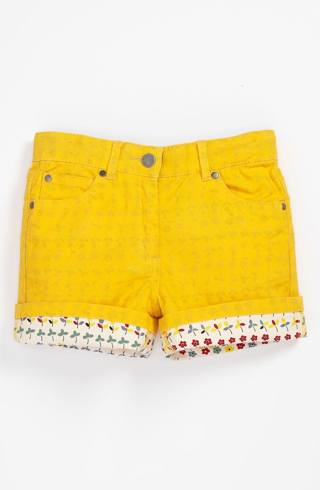 Alternate Image 2  - Stella McCartney Kids 'Devon' Denim Shorts (Toddler, Little Girls & Big Girls)