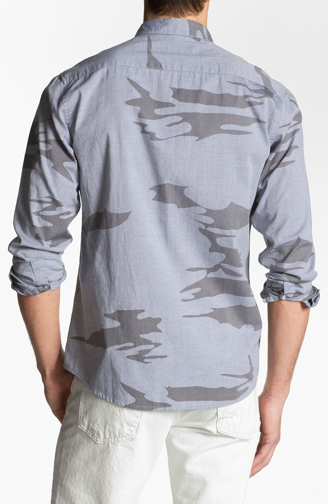 Alternate Image 2  - SLVDR 'Armitage' Trim Fit Sport Shirt