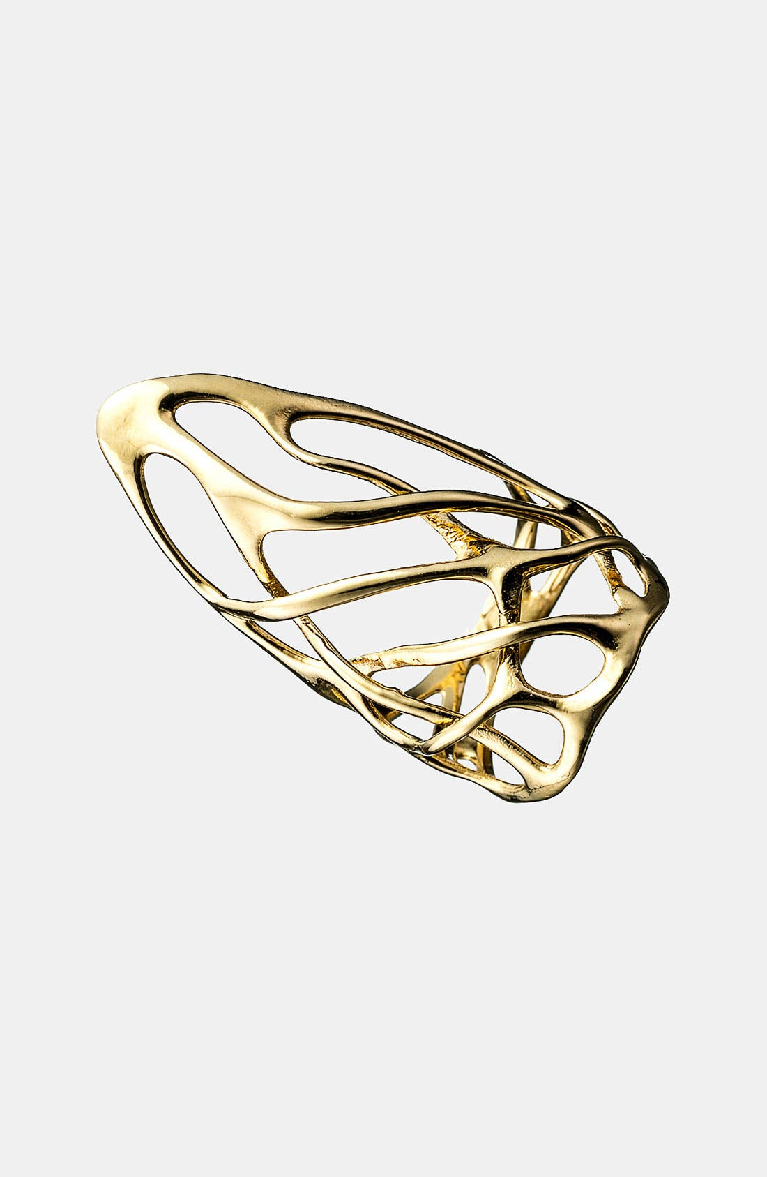 Alternate Image 2  - Alexis Bittar 'Miss Havisham - Liquid Gold' Open Ring