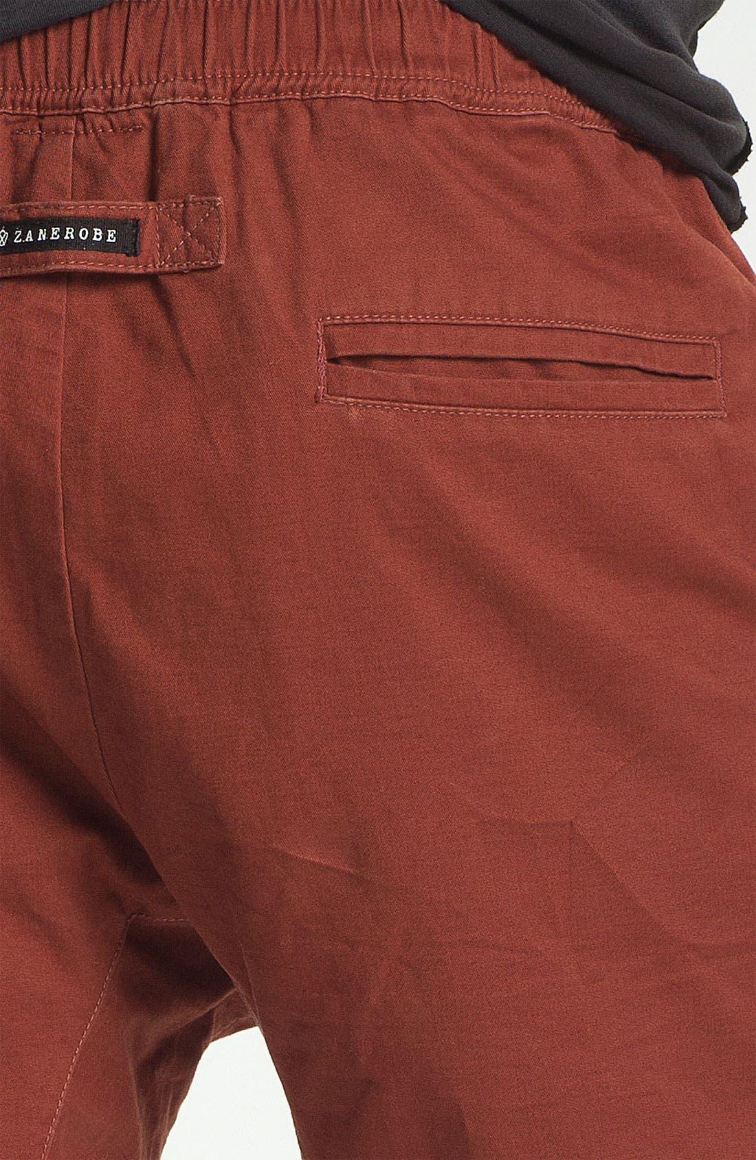 Alternate Image 5  - Zanerobe 'Sureshot' Chino Shorts