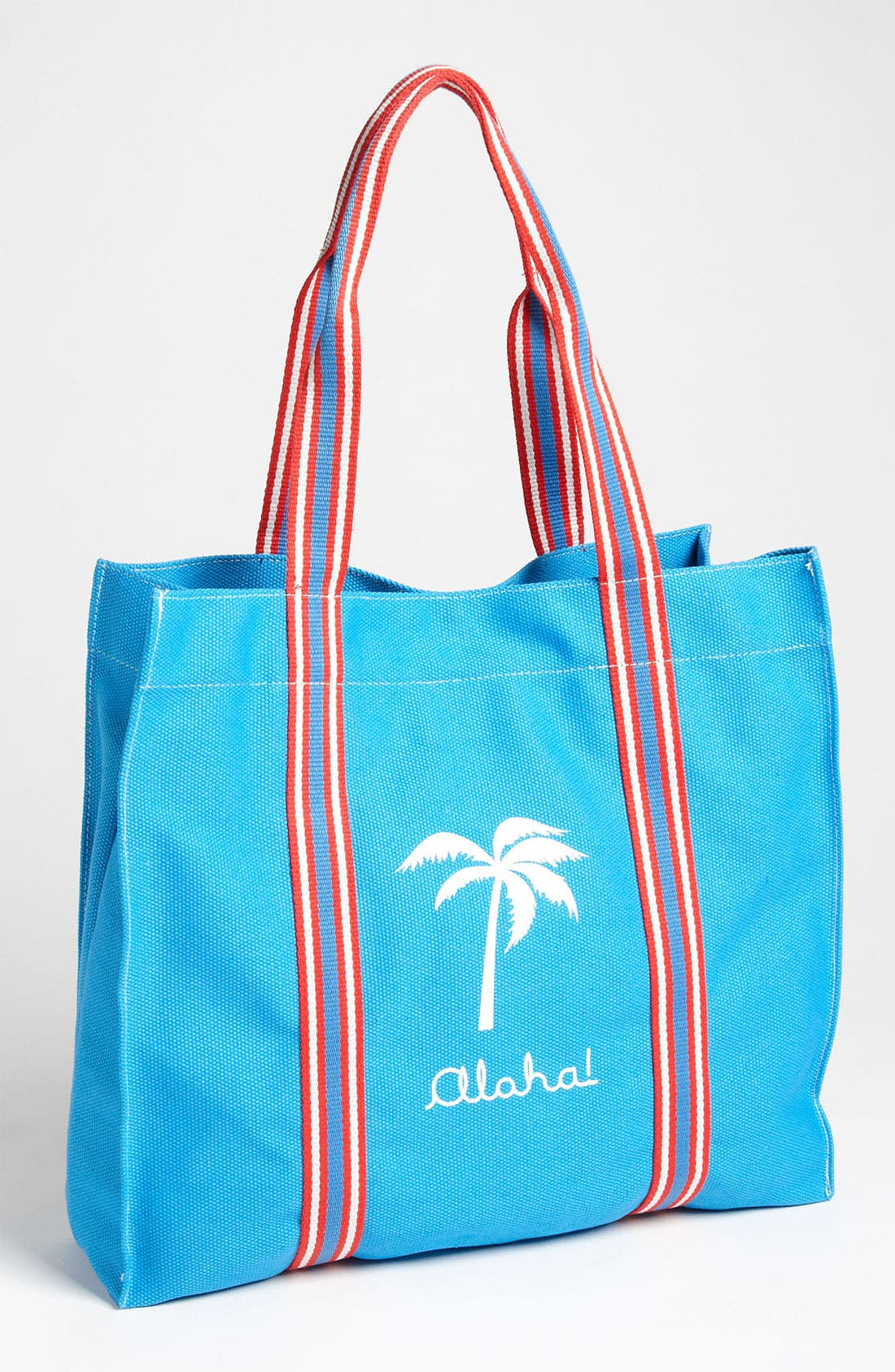 Alternate Image 1 Selected - Apple & Bee 'Aloha' Organic Cotton Canvas Tote