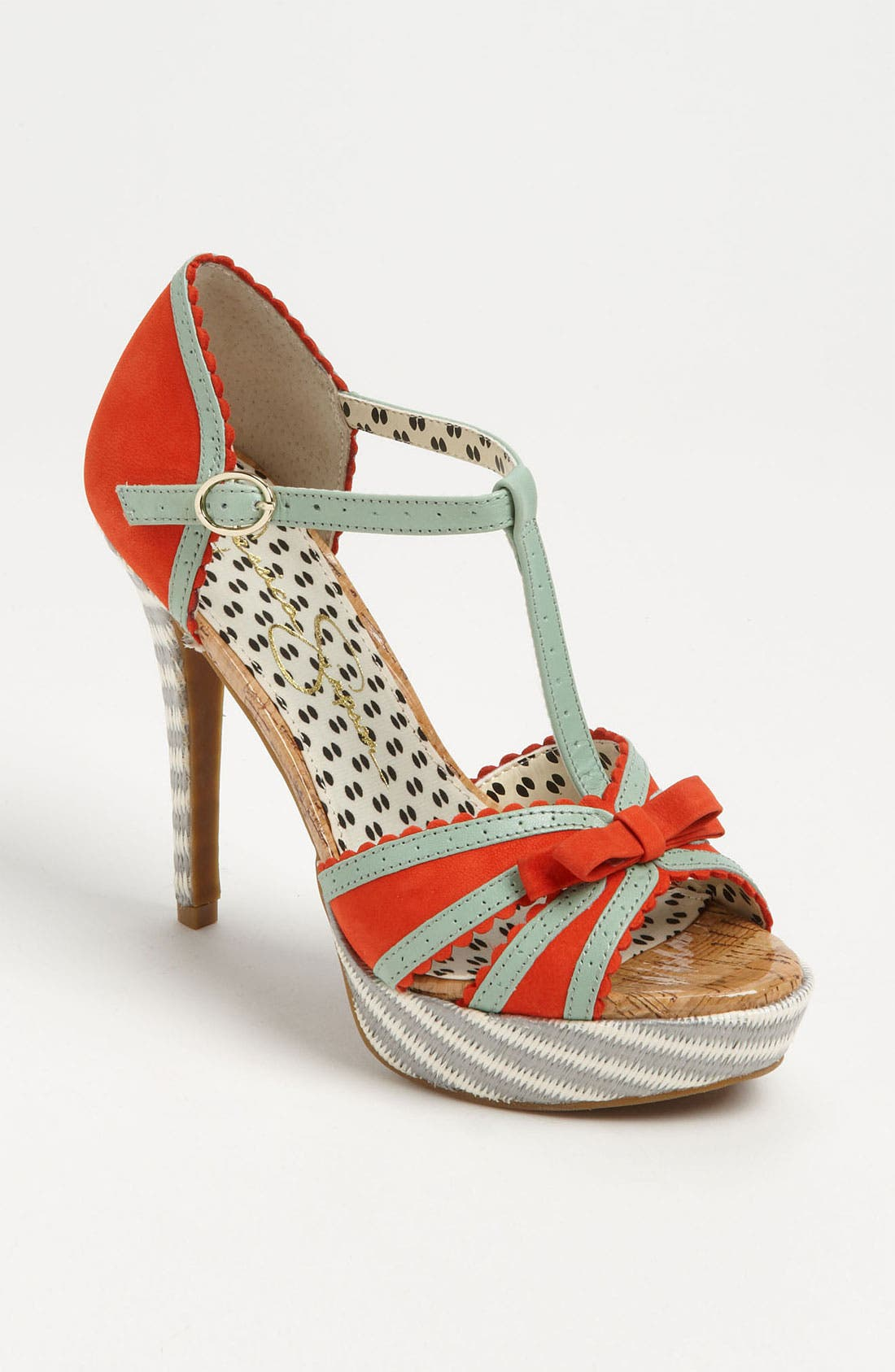 Alternate Image 1 Selected - Jessica Simpson 'Britt' Sandal