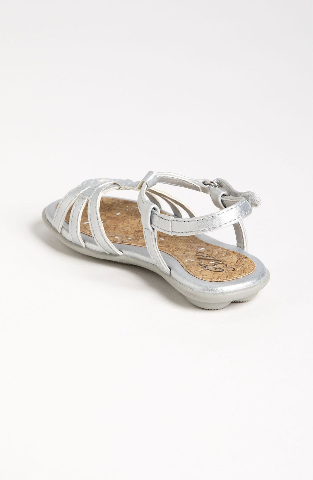 Alternate Image 2  - Jumping Jacks 'Gabriella' Sandal (Walker, Toddler, Little Kid & Big Kid)