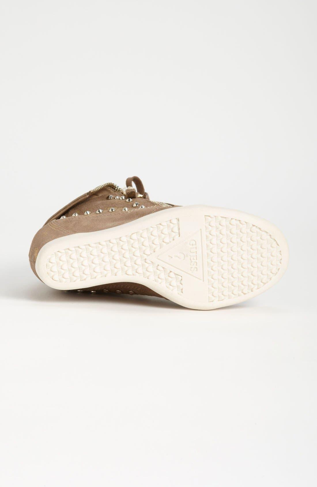 Alternate Image 4  - GUESS 'Hitzo' Sneaker
