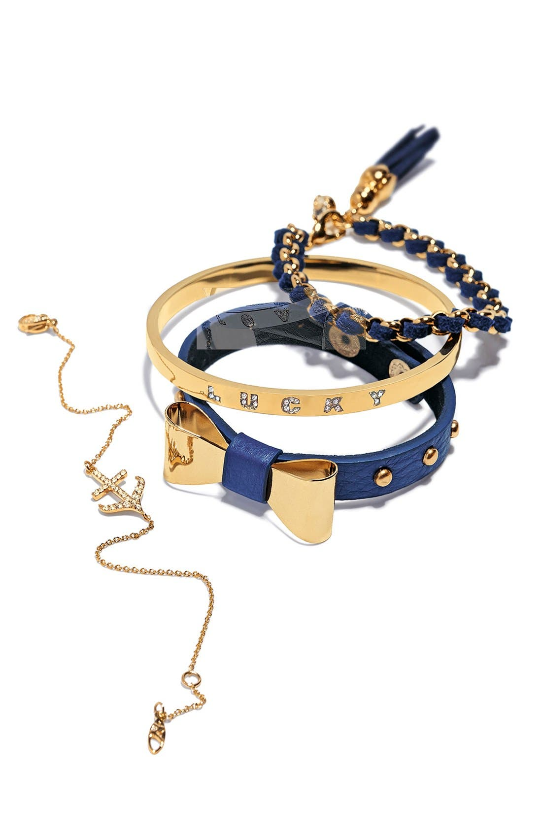 Alternate Image 4  - Nadri Anchor Station Bracelet (Nordstrom Exclusive)