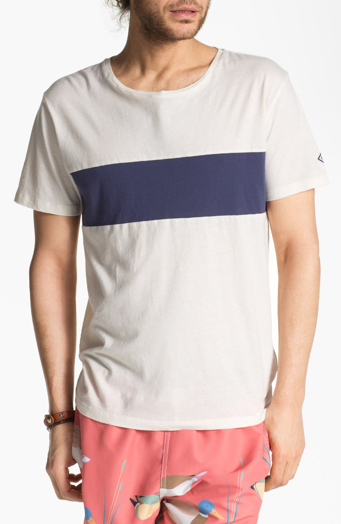 Alternate Image 1 Selected - Gant Rugger 'Cut & Sewn' T-Shirt