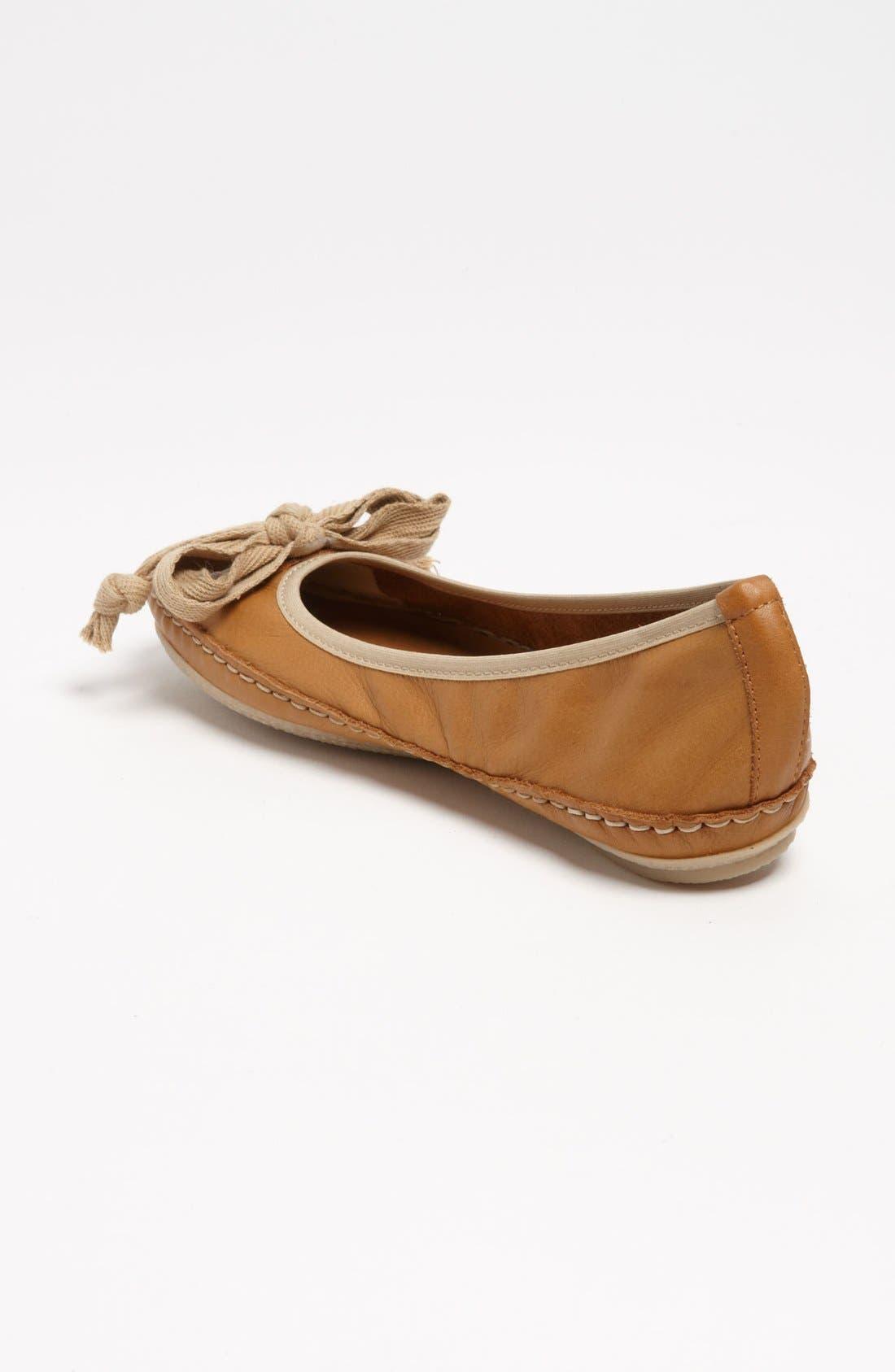 Alternate Image 2  - Giove Leather Flat