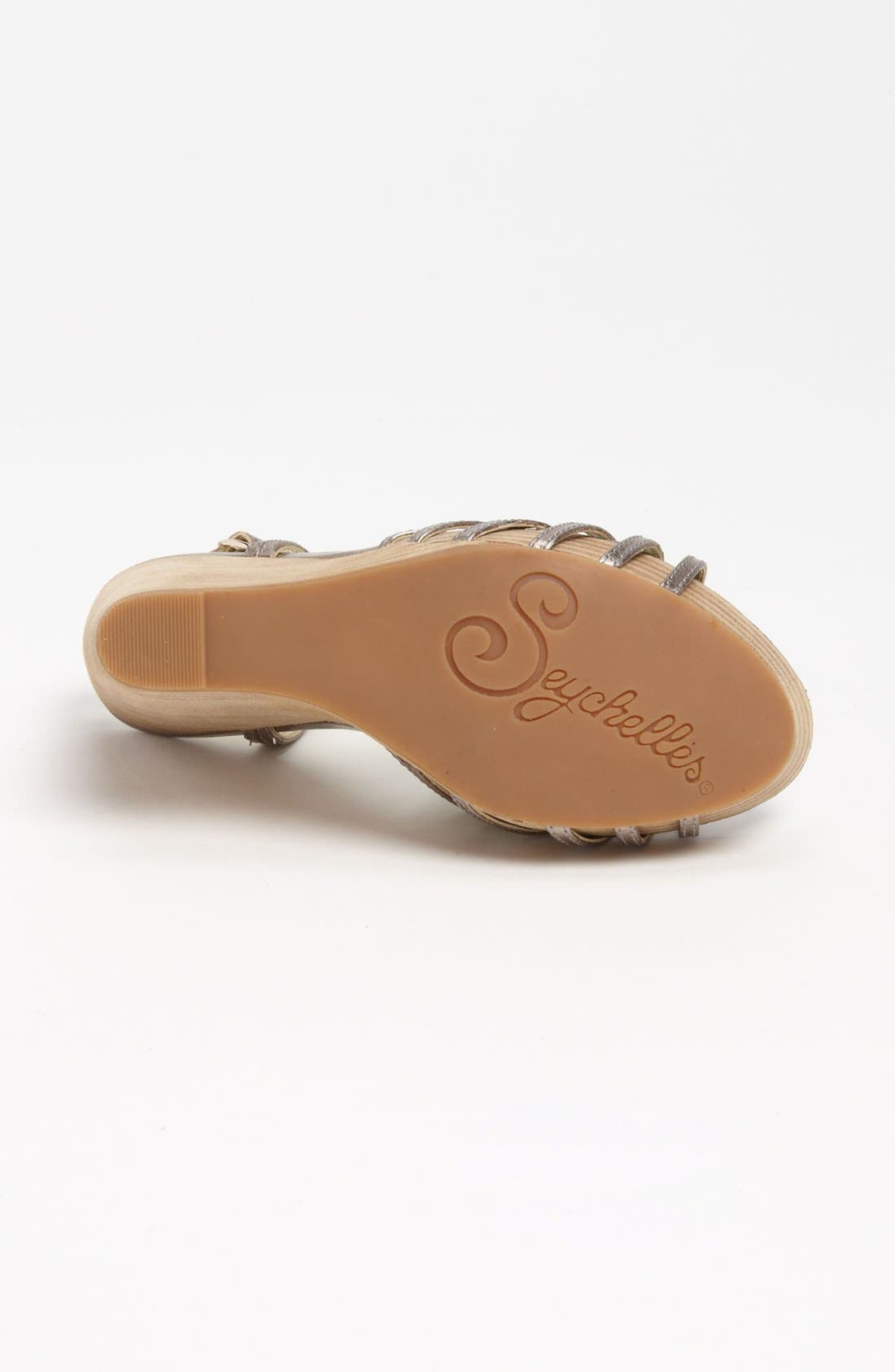 Alternate Image 4  - Seychelles 'Gale Force' Sandal