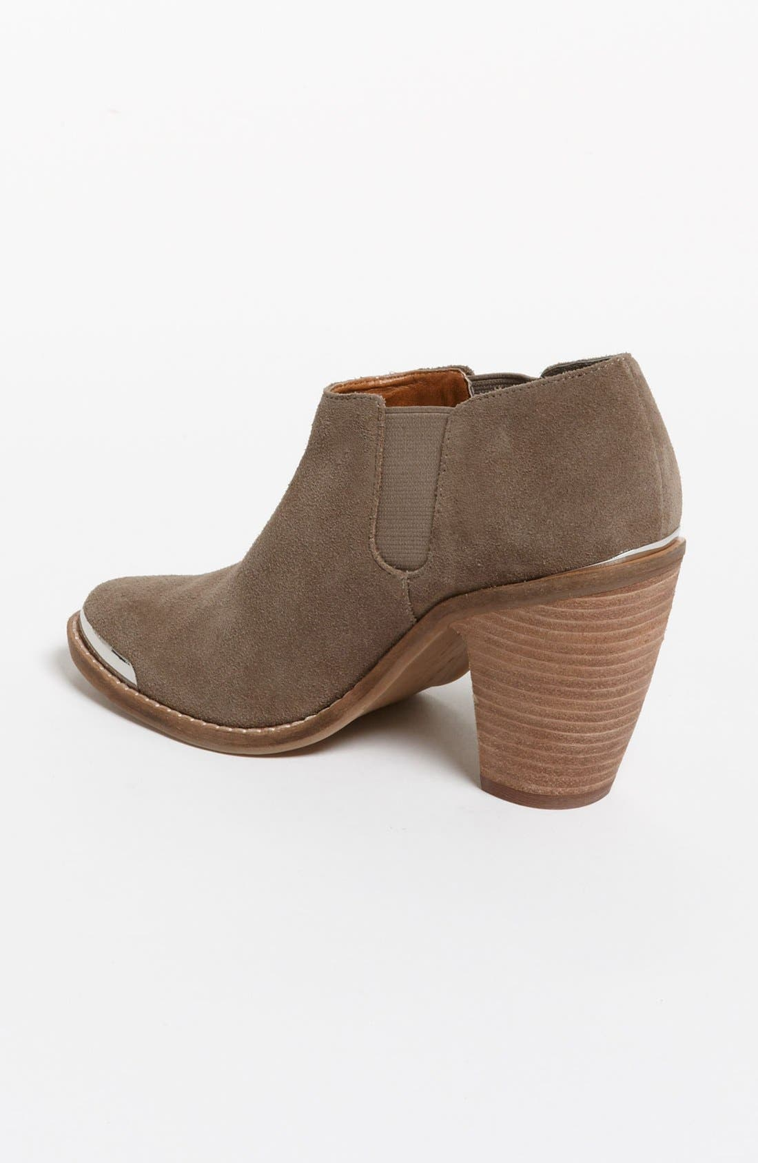 DV by Dolce Vita 'Carlin' Bootie,                             Alternate thumbnail 2, color,                             Taupe Suede