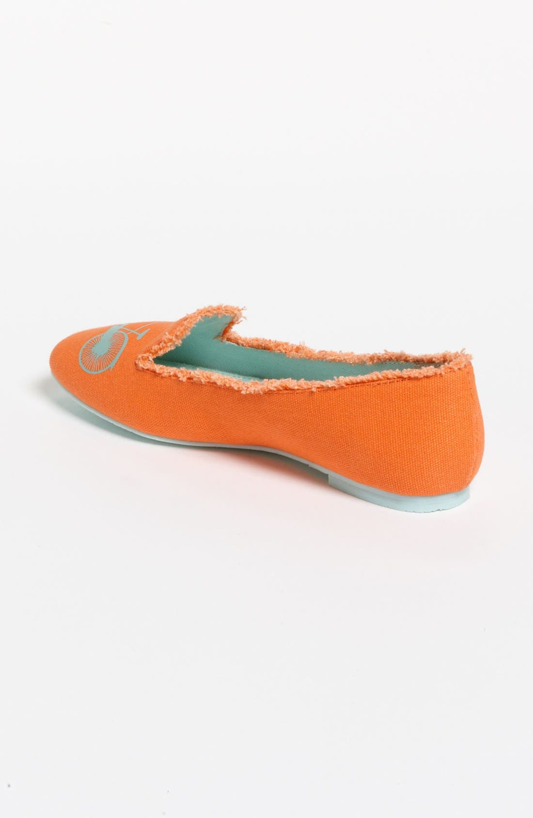Alternate Image 2  - BC Footwear 'Paint the Town Red' Flat