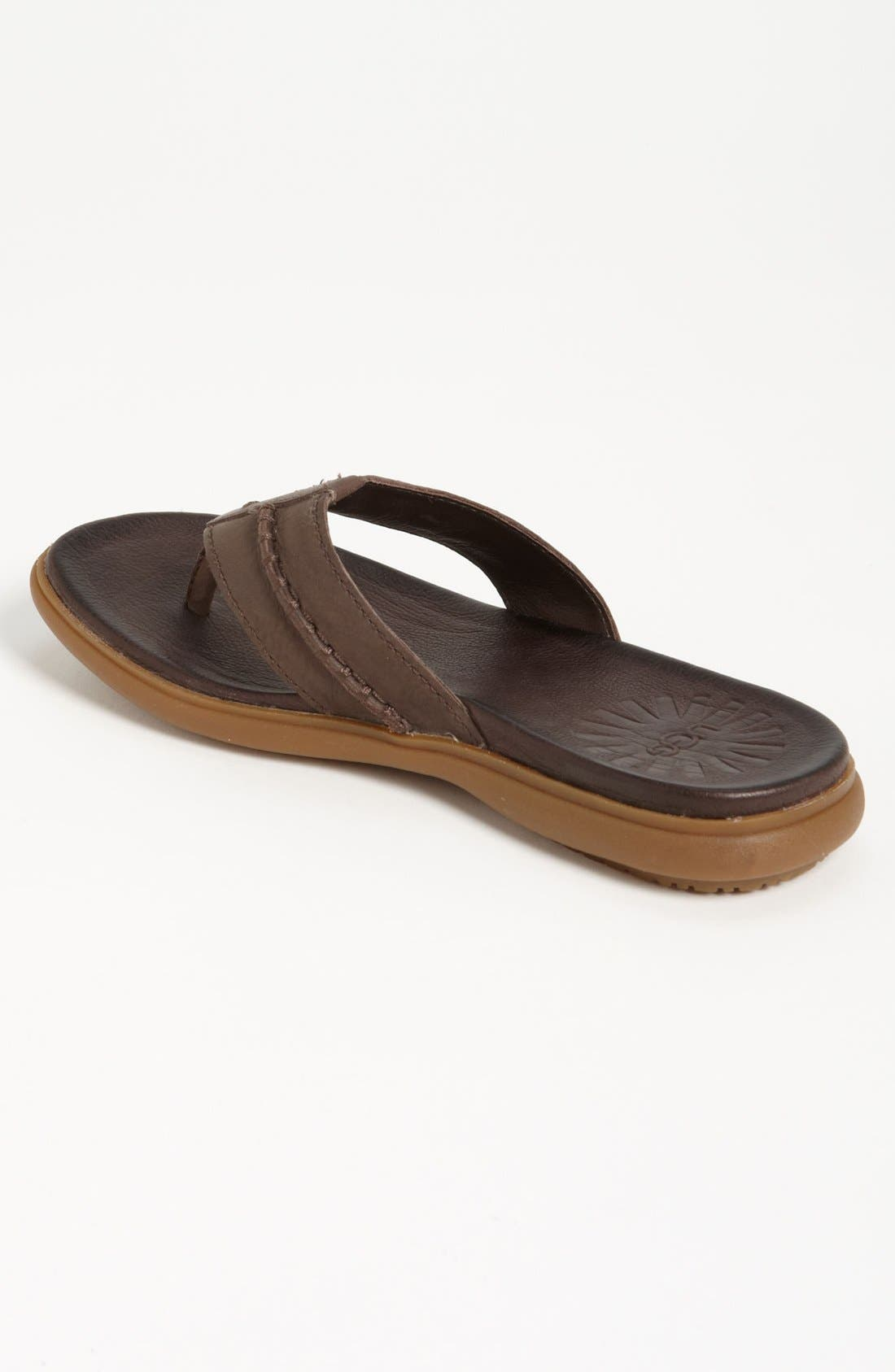 Alternate Image 2  - UGG® Australia 'Hegger' Flip Flop (Men)