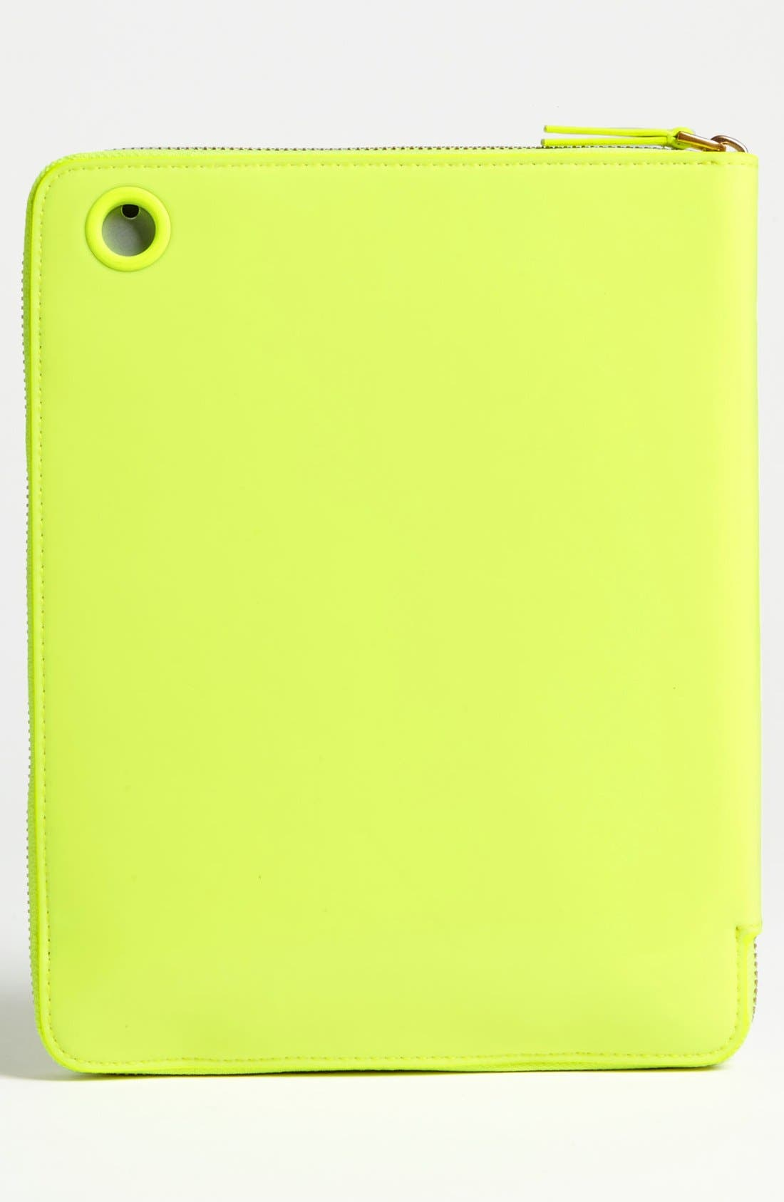 Alternate Image 4  - MARC BY MARC JACOBS 'It's Back' iPad Case