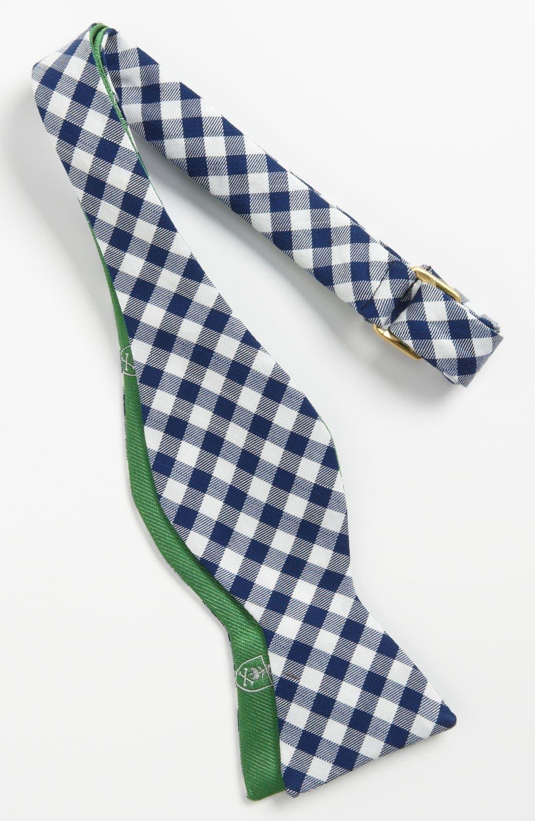 Alternate Image 3  - Brooks Brothers Reversible Bow Tie