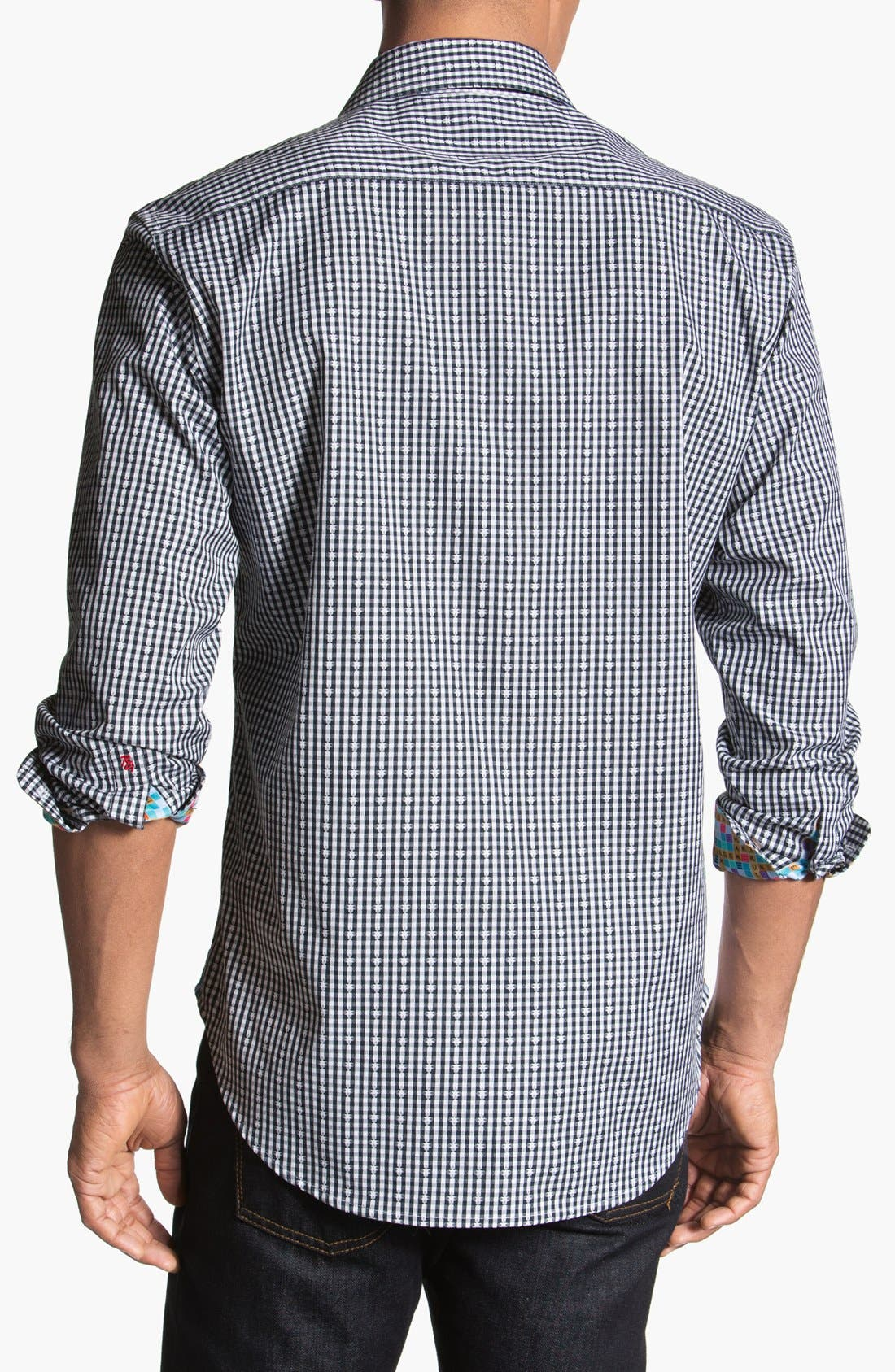 Alternate Image 3  - Robert Graham 'Ron L.' Sport Shirt