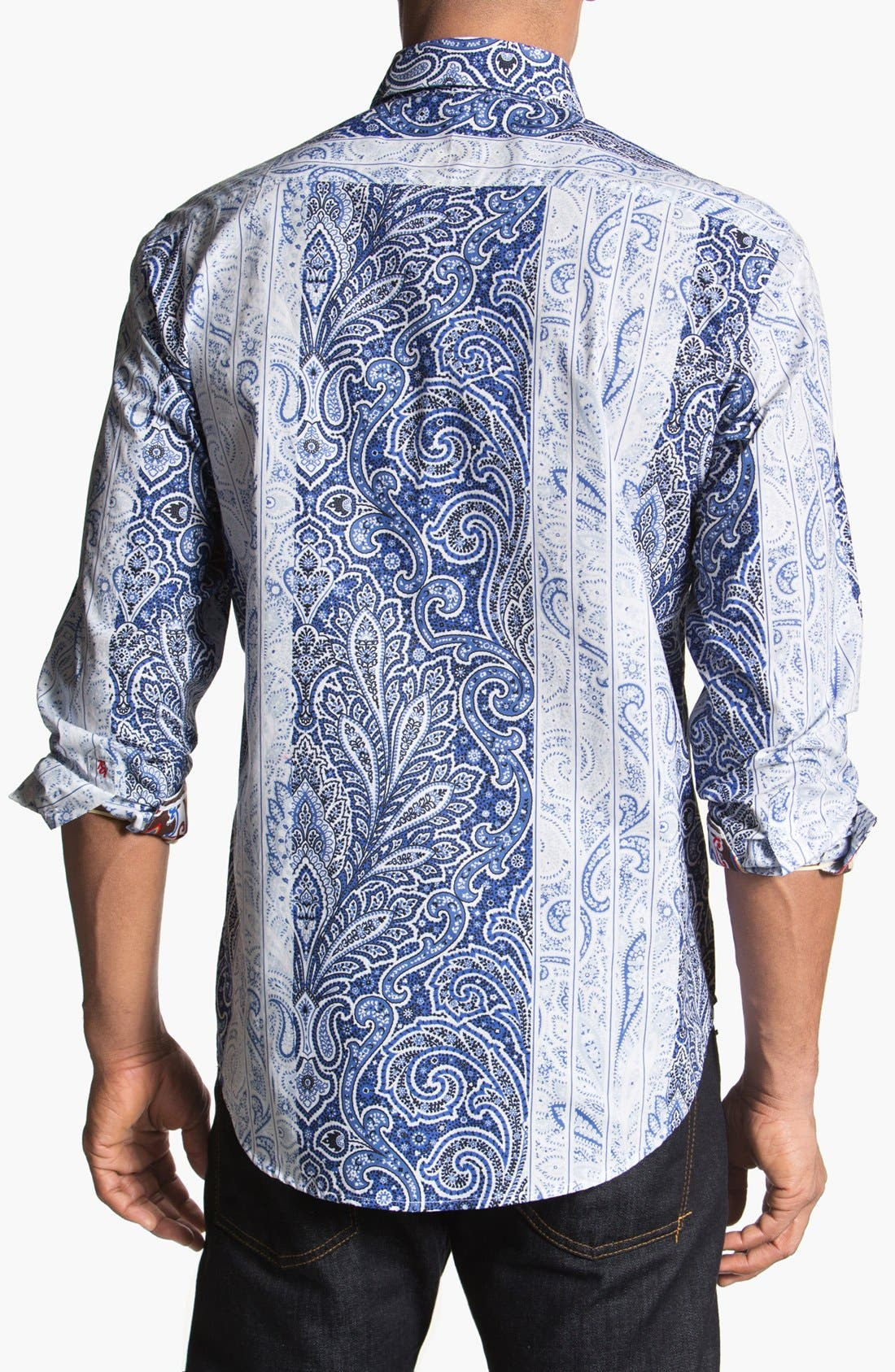 Alternate Image 3  - Robert Graham 'Jaluca' Sport Shirt