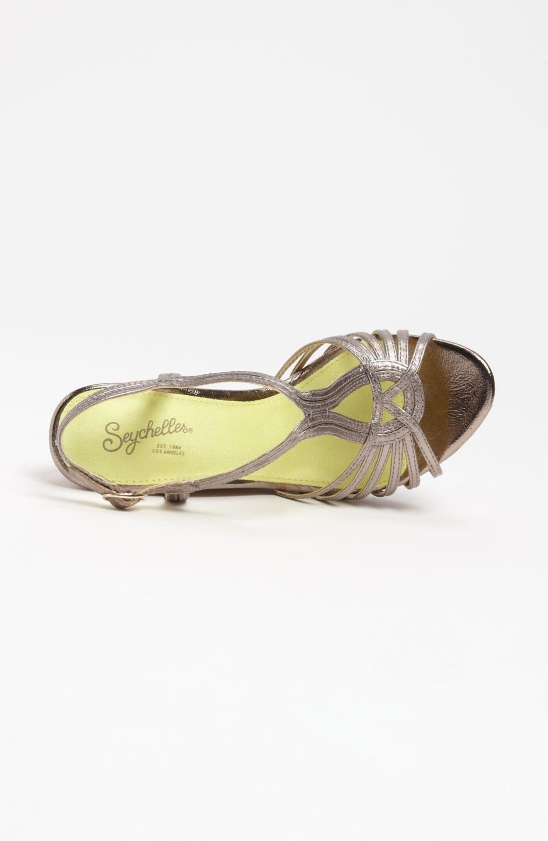 Alternate Image 3  - Seychelles 'Gale Force' Sandal