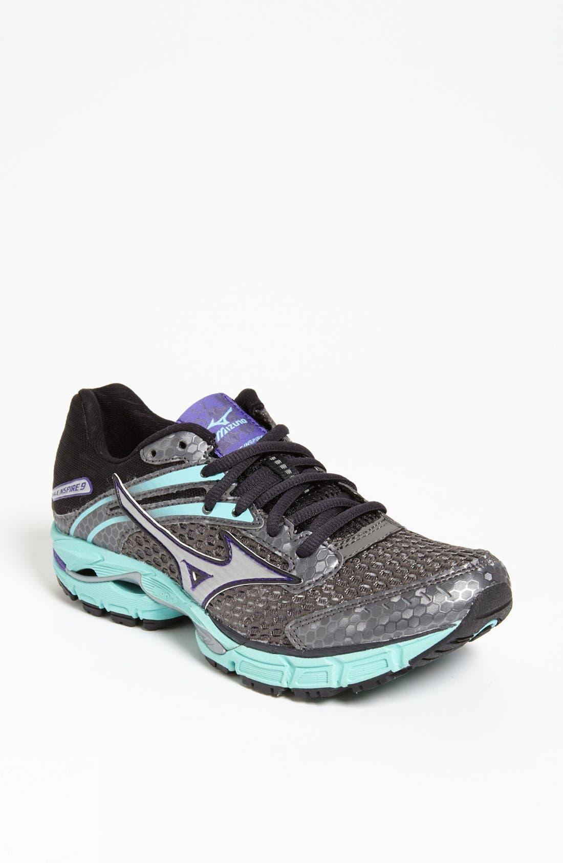 Main Image - Mizuno 'Wave Inspire 9' Running Shoe (Women)