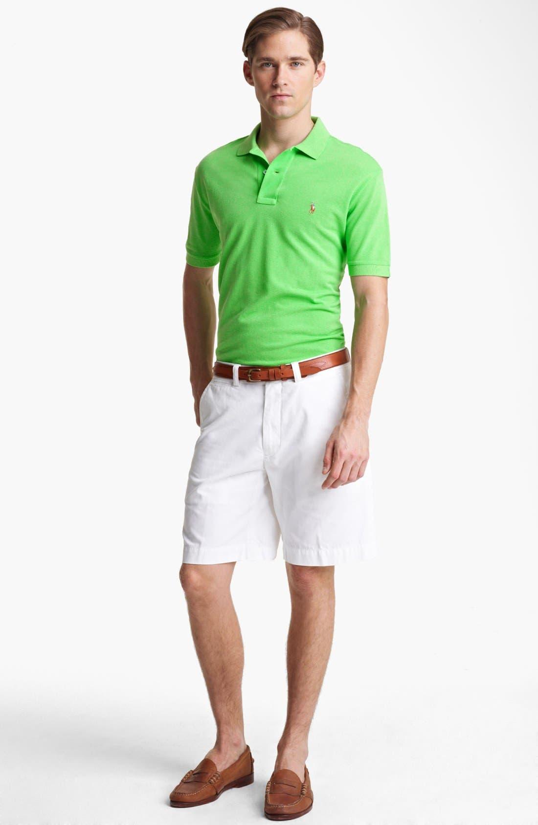 Alternate Image 4  - Polo Ralph Lauren Classic Fit Polo