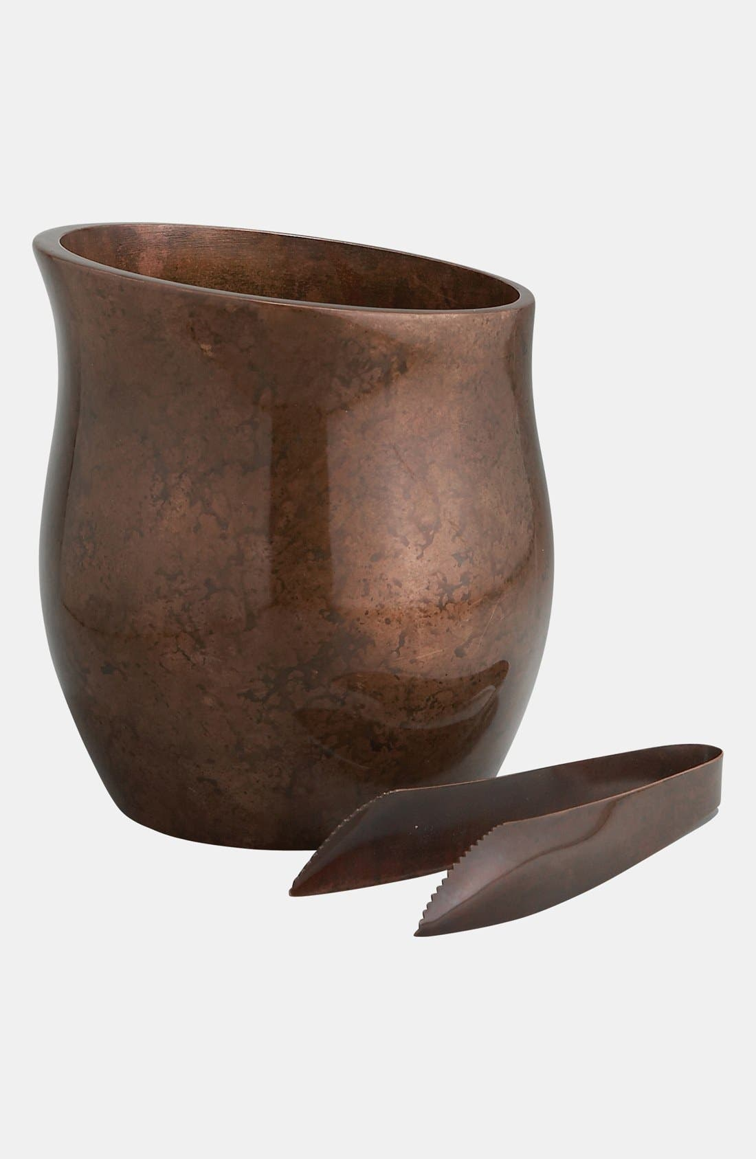 Alternate Image 1 Selected - Nambé 'Heritage Curve' Ice Bucket & Tongs