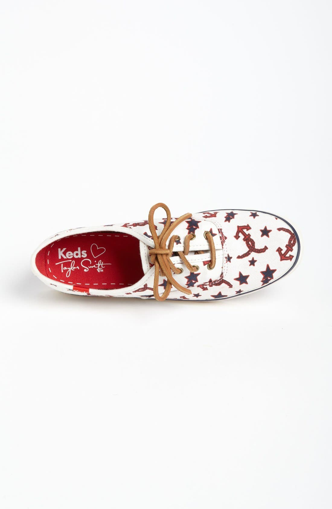 Alternate Image 3  - Keds® Taylor Swift 'Anchor' Champion Sneaker (Limited Edition) (Nordstrom Exclusive)