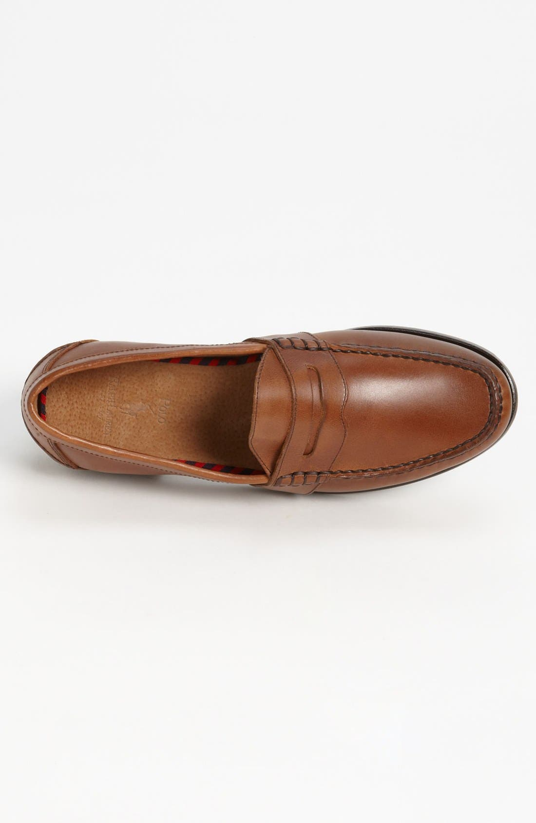 Alternate Image 3  - Polo Ralph Lauren 'Arscott' Penny Loafer