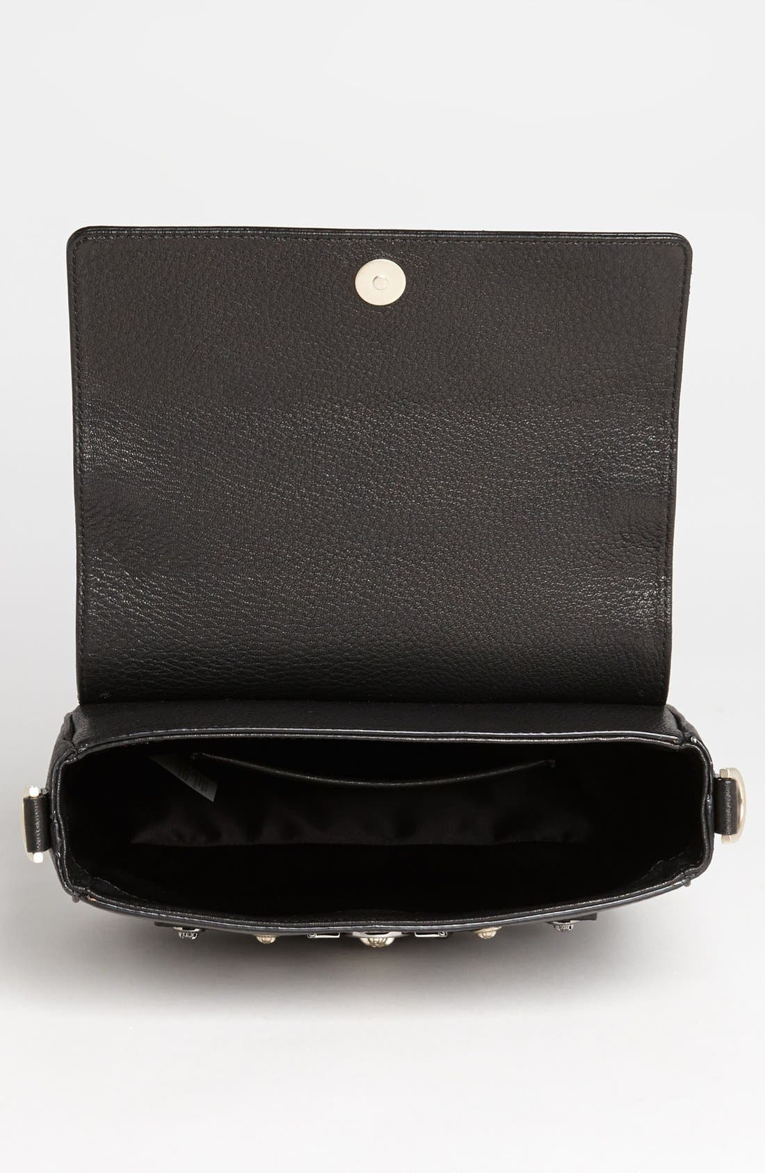 Alternate Image 3  - Versace 'Classic - Triple Medusa' Leather Crossbody Bag