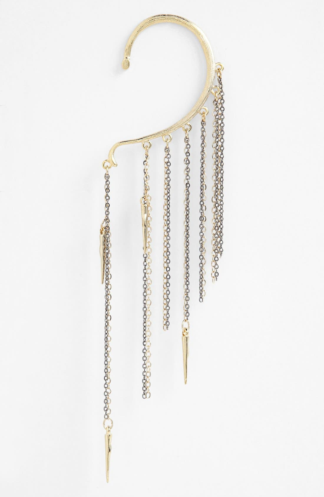 Alternate Image 1 Selected - Bonnie Jonas Spike Ear Cuff