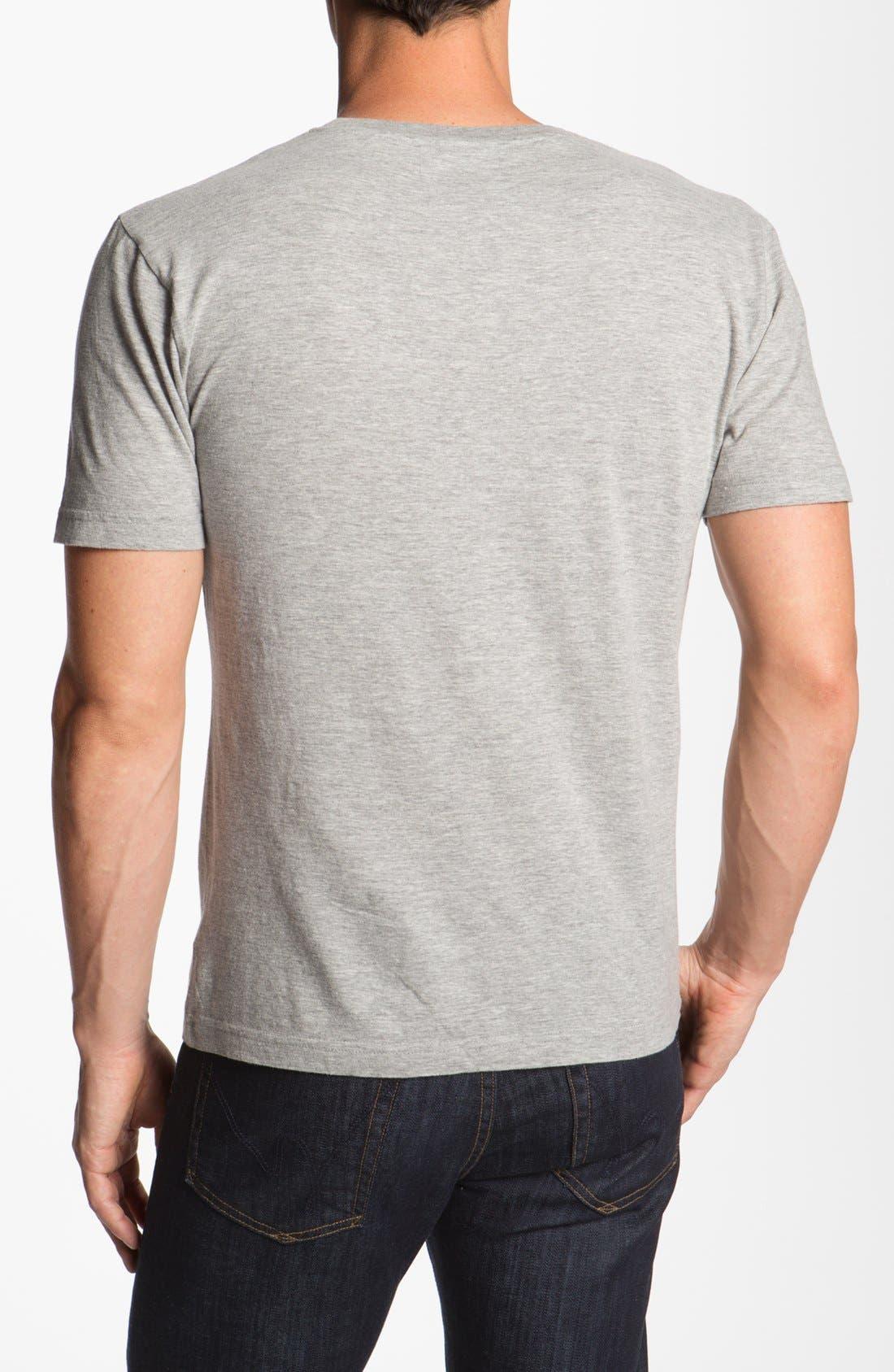 Alternate Image 2  - Red Jacket 'Fishing - Brass Tack' T-Shirt
