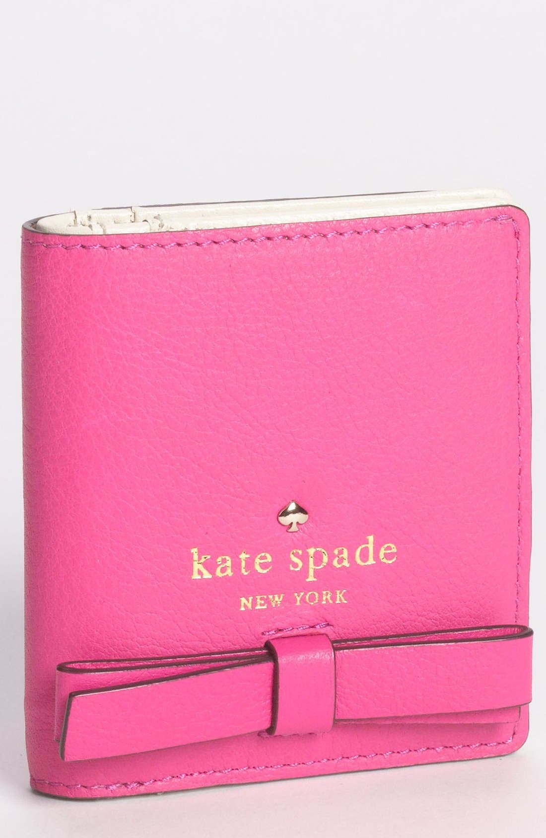 Alternate Image 1 Selected - kate spade new york 'hancock park - small stacy' leather wallet