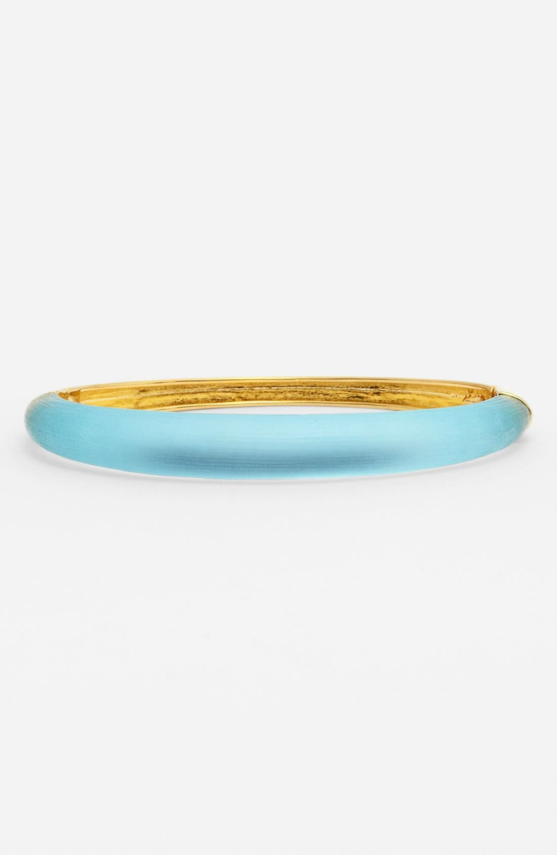 Main Image - Alexis Bittar 'Lucite®' Skinny Tapered Hinged Bracelet