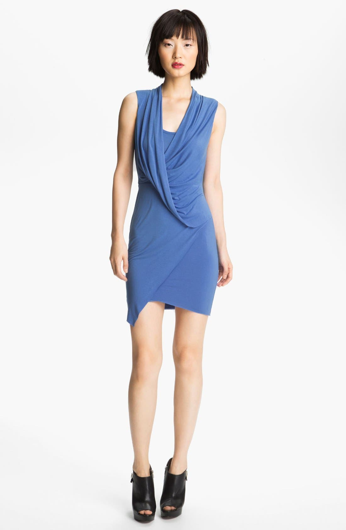 Main Image - B44 Dressed by Bailey 44 'Dolphin' Draped Jersey Dress