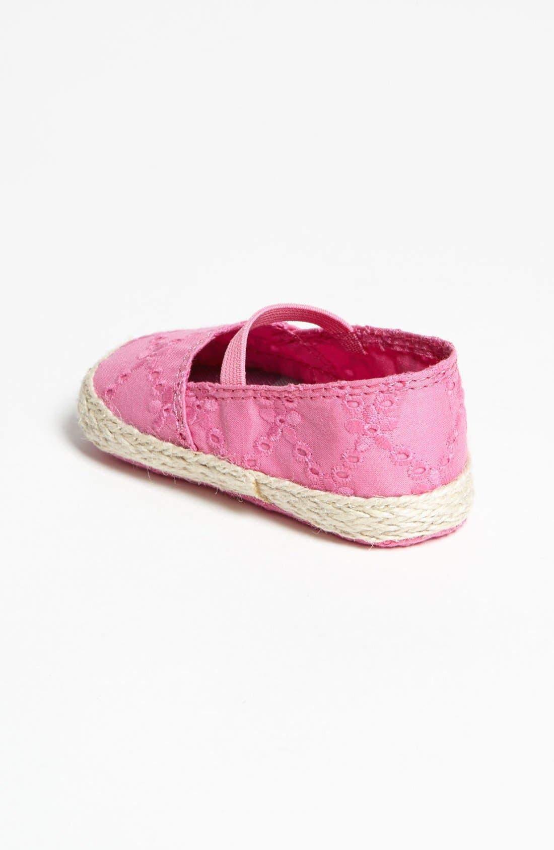 Alternate Image 2  - Ralph Lauren Layette Slip-On (Baby)